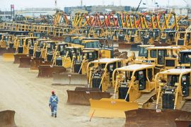 Ritchie Bros. Auction in Edmonton