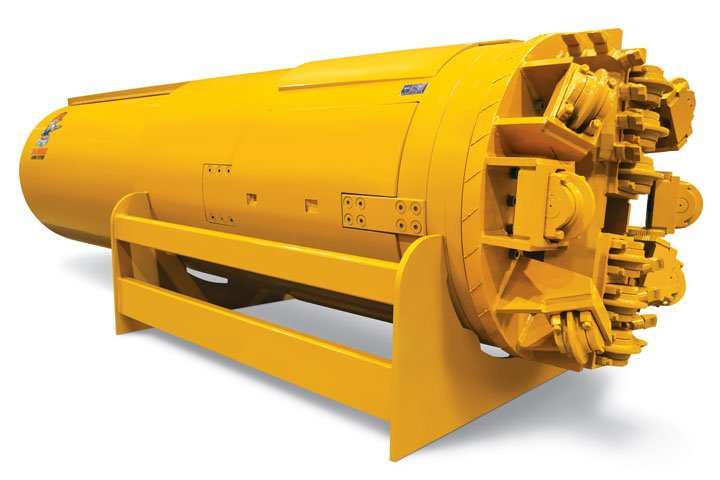 McLaughlin Debuts First-of-its-kind Steerable Rock System for Auger Boring