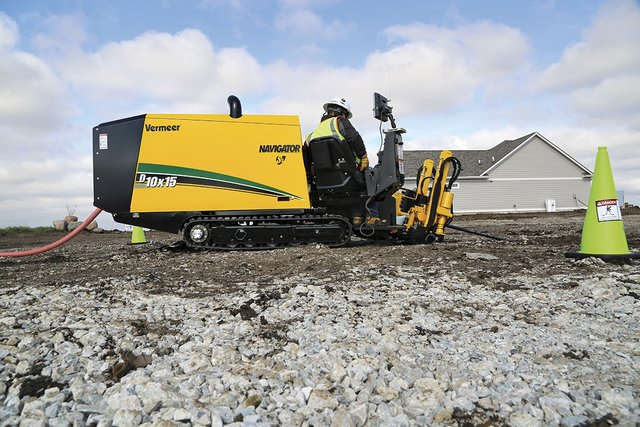 Vermeer's new HDD offers 36 percent more horsepower
