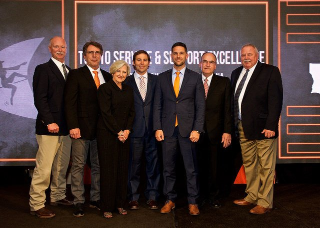 Top Ditch Witch Dealerships and Individuals Recognized for Superior Customer Service, Support and Dedication