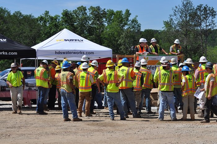 HD Supply Waterworks provides contractors with safety worksite education