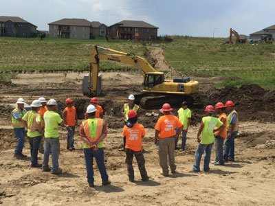 NUCA Trench Safety Stand Down