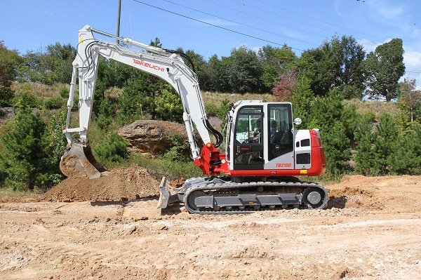 Takeuchi Announces Penn Jersey Machinery As New Dealer