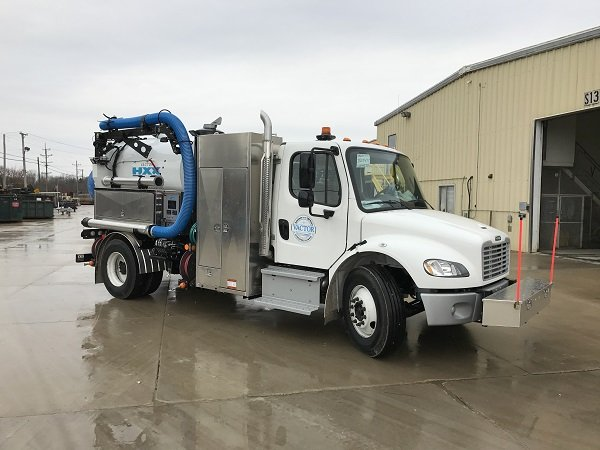 Vactor Introduces Air-Only Configuration for HXX Paradigm Vacuum Excavator