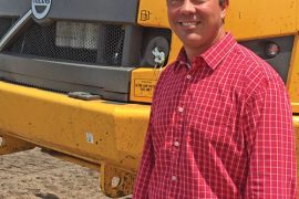 Bruce Wendorf, 2016 Ditchdigger of the Year