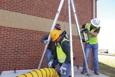 NUCA's Confined Space Training Program