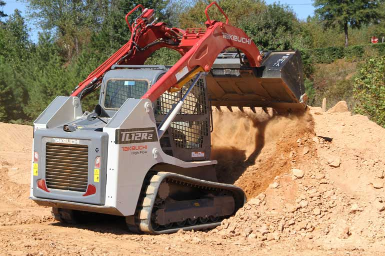 Takeuchi Announces Kirby-Smith Machinery as New Dealer