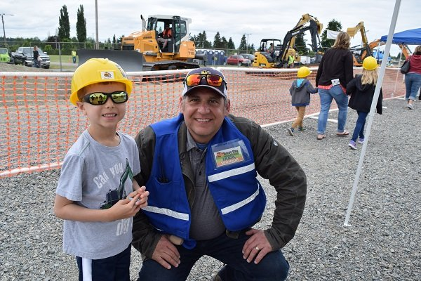 Dozer Day Seattle in Photos