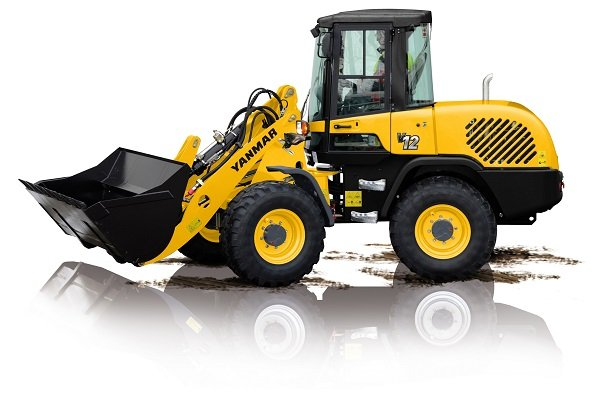 YANMAR America Adds Three New, Larger Wheel Loaders to Product Line