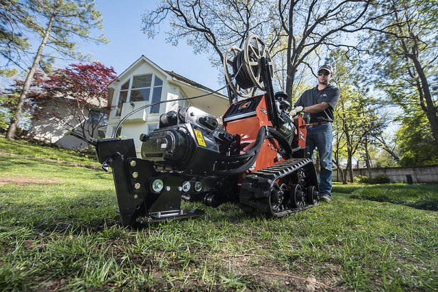 Ditch Witch Introduces VP30 Vibratory Plow