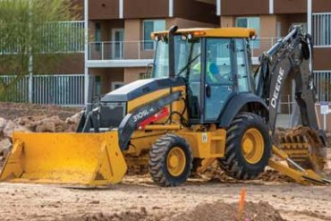 Five Backhoe Manufacturers Offer Advice and a Look at Their