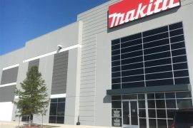 Makita's new facility