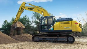 Trimble and Kobelco Announce Trimble Ready Option for Select Kobelco