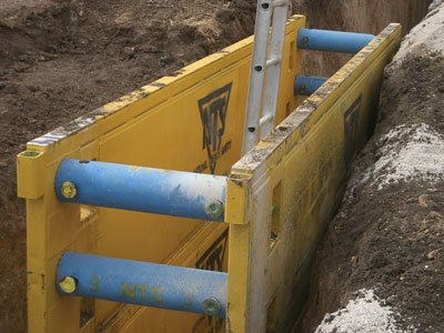 What You Need to Know When Renting Trench Safety Equipment - Utility