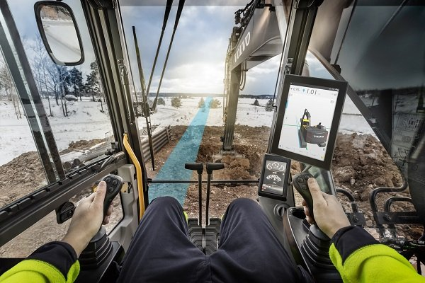Six Ways to Get Easy ROI from Excavator Machine Control Systems