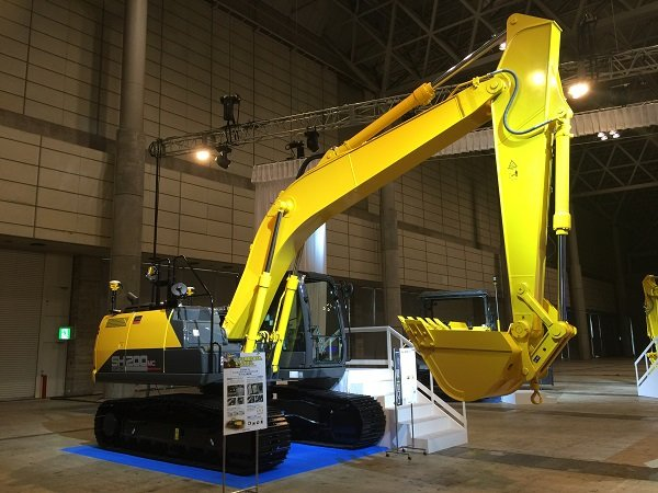 Trimble Announces Factory-Fit Machine Control Solution for Sumitomo Excavators