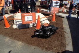 ditch witch AT HDD