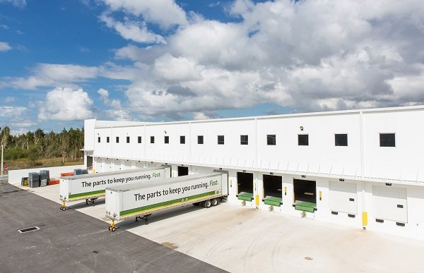 John Deere Opens Regional Parts Distribution Center in Miami