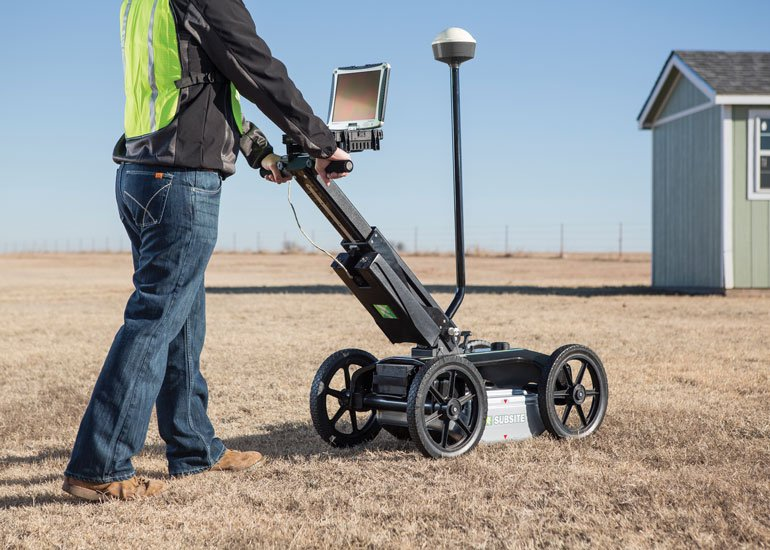 Subsite 2550GR Ground Penetrating Radar System
