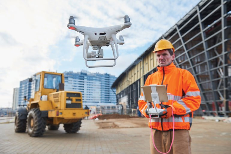 Five Ways Drones Can Improve Safety in the Utilities Industry - Utility Contractor Magazine