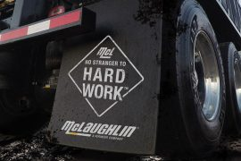 McLaughlin Mud Flap