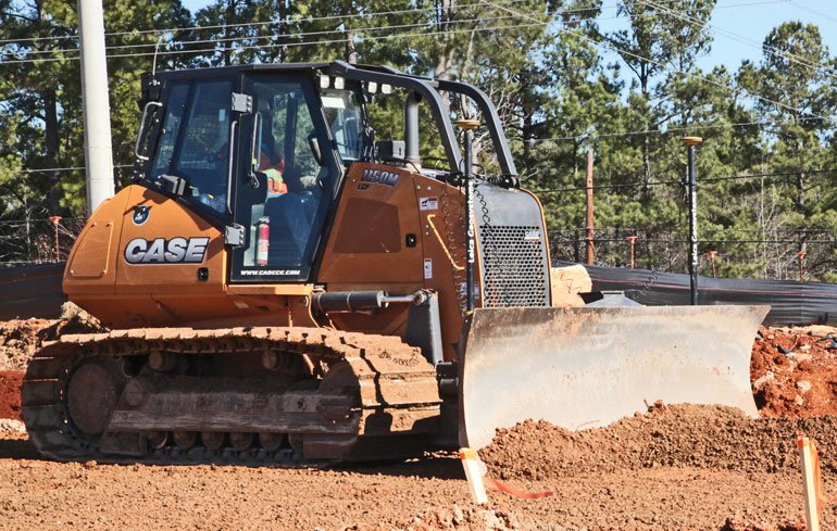 case crawler-dozer