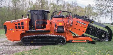 Ditch Witch HT275 Trencher