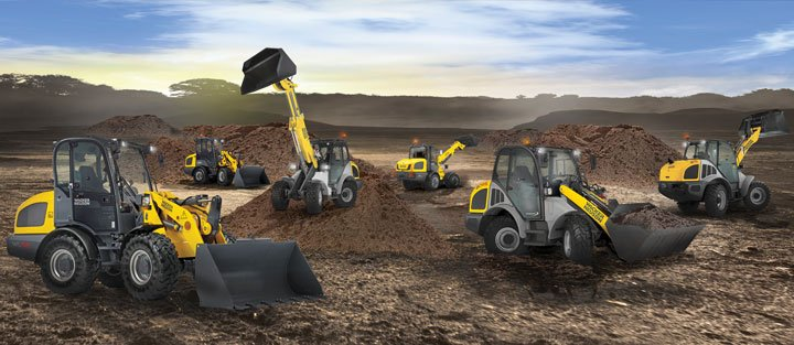 Wacker Neuson Wheel Loaders