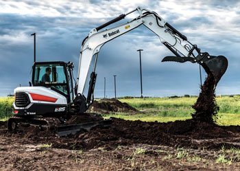 Bobcat R-Series E85 Excavators