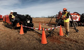 Ditch Witch JT20XP Directional Drill