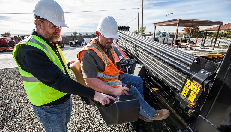 Hands-On HDD Training Prepares Accu-Bore Operators For Success