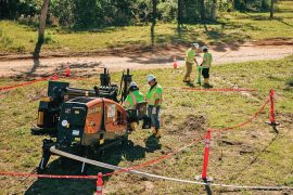 new hdd operators complete training