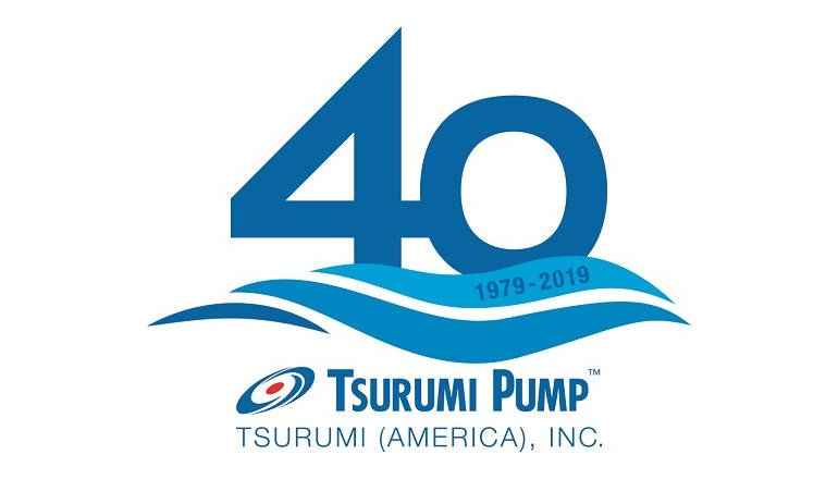 Tsurumi Pump Celebrates 40 Years of Business in the U.S.