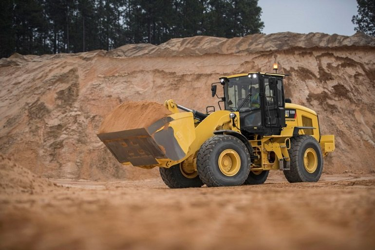 Cat Small Wheel Loaders Receive Enhancements