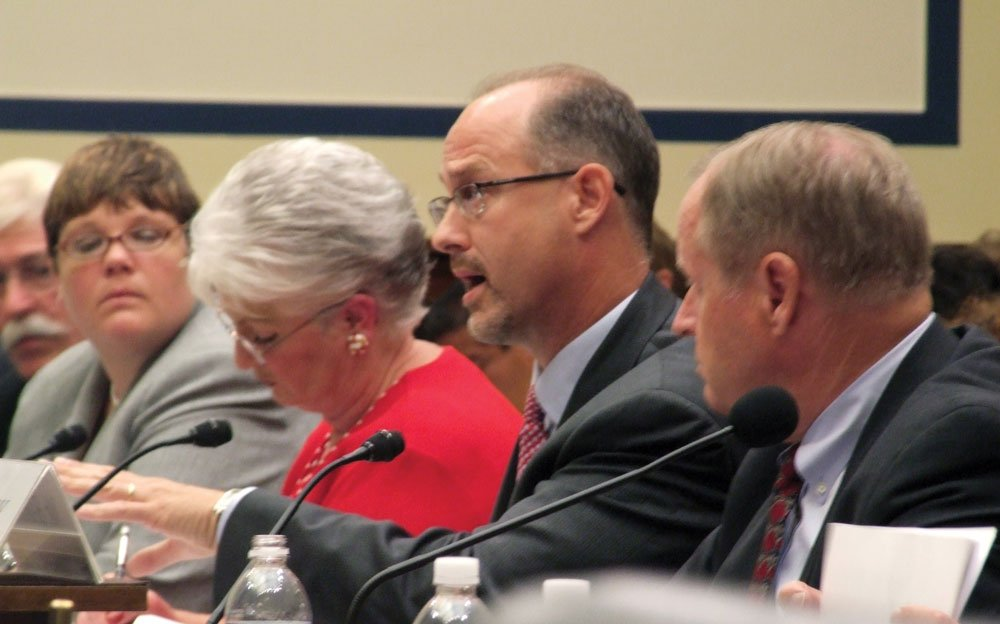 Bill's 2008 testimony before the House T & I Committee.
