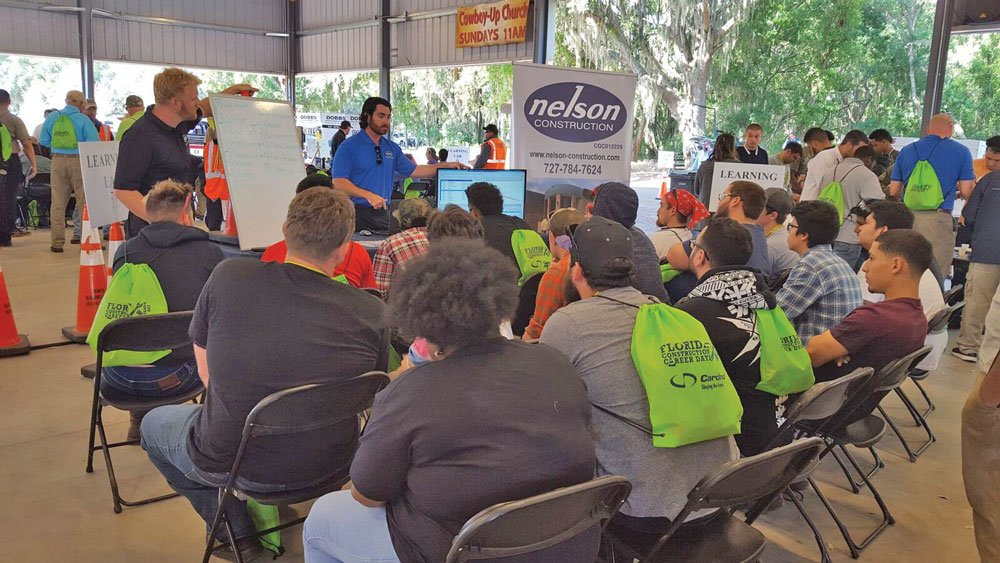 SUCA held its annual career day
