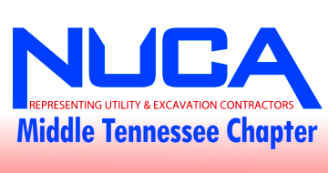 NUCA Of Middle Tennessee Announces Winner Of 2020 Trench Safety Stand Down Week Contest