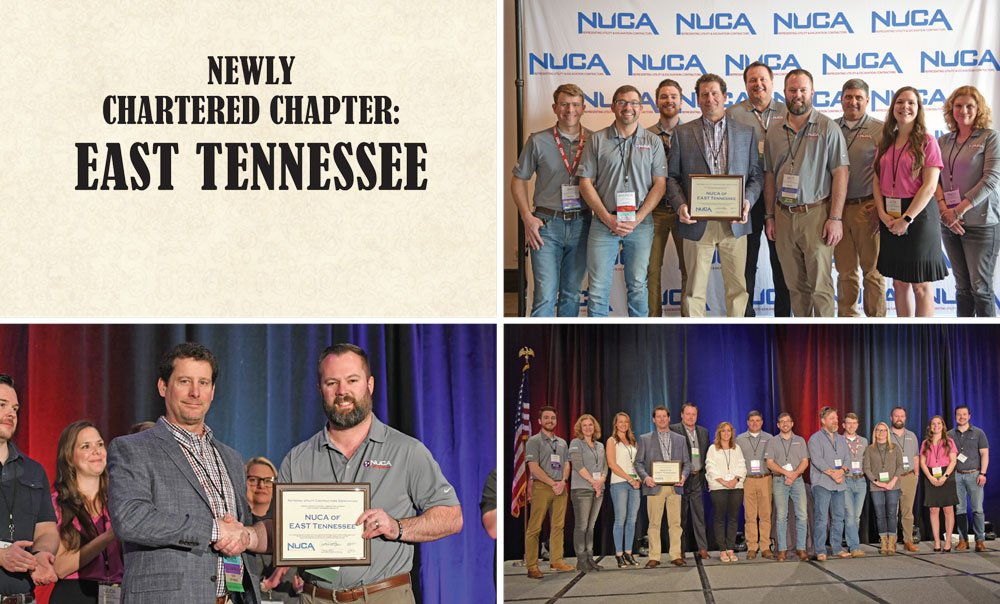 NUCA Convention 2020 new chapter