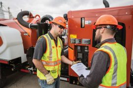 ditch witch training