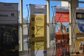 NUCA partner banners